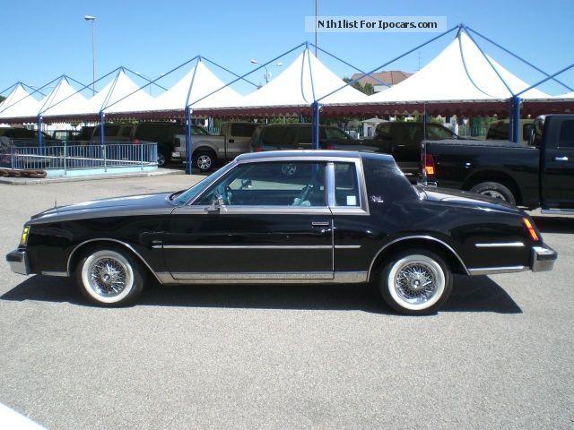 1979 Buick Regal LIMITD V8 - Car Photo and Specs
