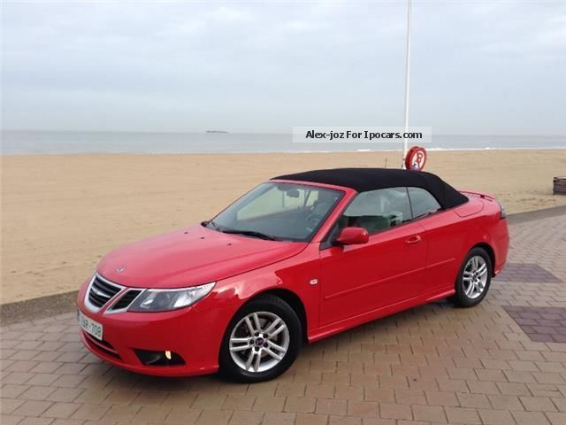2010 Saab  9-3 CONVERTIBLE 1.9 TiD Linear TX Edition SAAB GAR Cabriolet / Roadster Used vehicle (  Accident-free ) photo