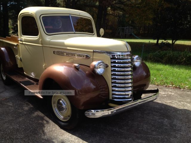 GMC  pick up oldtimer 1938 Vintage, Classic and Old Cars photo