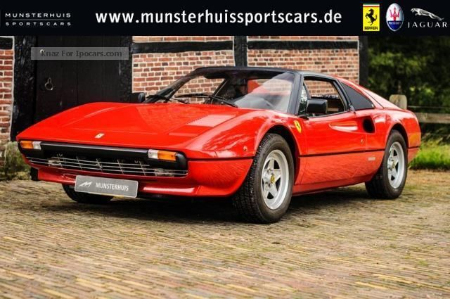 1986 Ferrari  308 GTS ~ incl Classiche ~ Sports Car/Coupe Used vehicle photo
