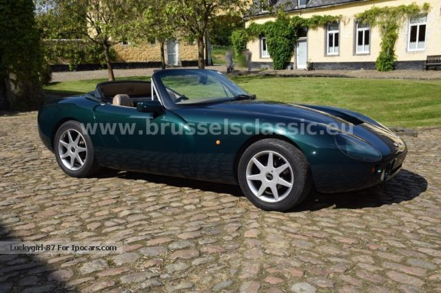 1992 tvr griffith car photo and specs. Black Bedroom Furniture Sets. Home Design Ideas