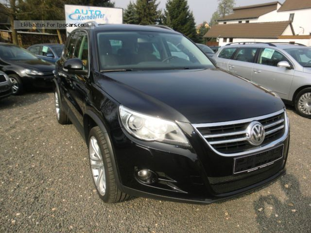 2011 Volkswagen  Tiguan 2.0 TSI 4Motion Sport Xenon Off-road Vehicle/Pickup Truck Used vehicle (  Accident-free ) photo