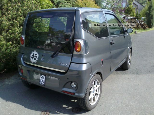 2009 Aixam  CASALINI moped car like Ligier Microcar from 16 Small Car Used vehicle (  Accident-free ) photo