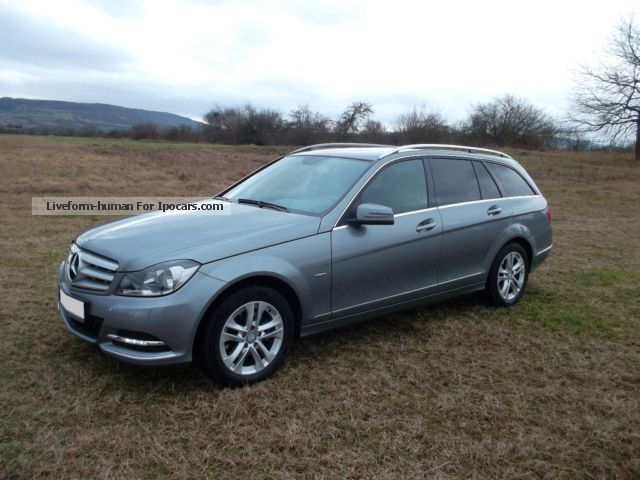2012 mercedes benz c 180 t cdi dpf blueefficiency avant garde car photo and specs. Black Bedroom Furniture Sets. Home Design Ideas