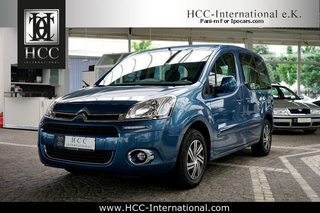 2012 Citroen  Citroën Berlingo HDi Tendance 90 | Air | New condition Estate Car Used vehicle (  Accident-free ) photo