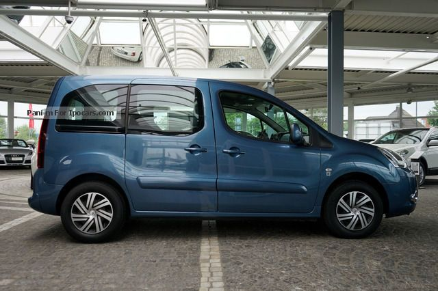 2012 citroen citro n berlingo hdi tendance 90 air new condition car photo and specs. Black Bedroom Furniture Sets. Home Design Ideas