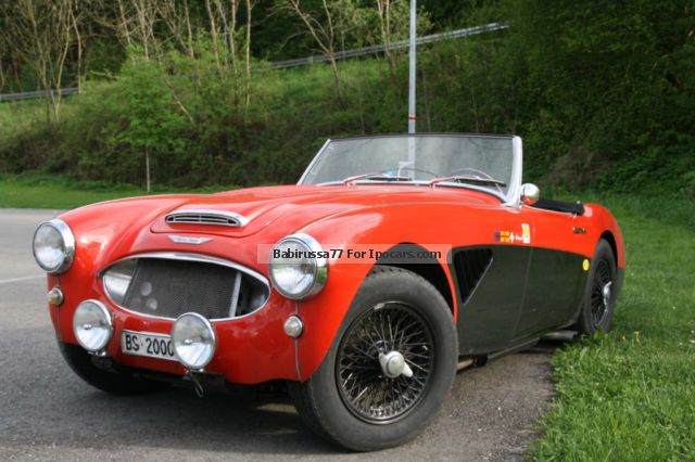 Austin  Healey 3000 1959 Vintage, Classic and Old Cars photo