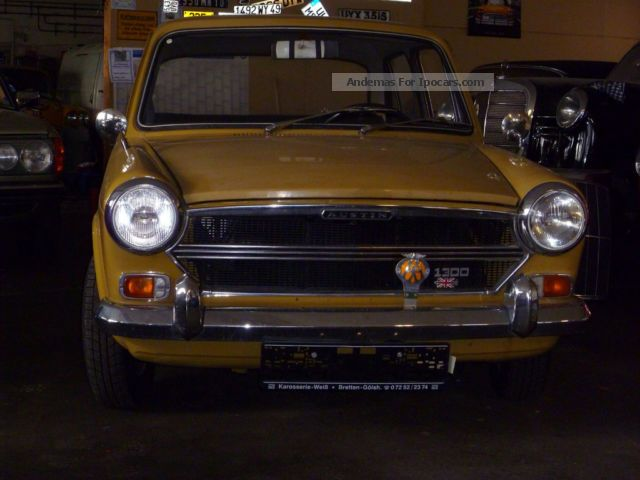Austin  Leyland 1300 1972 Vintage, Classic and Old Cars photo