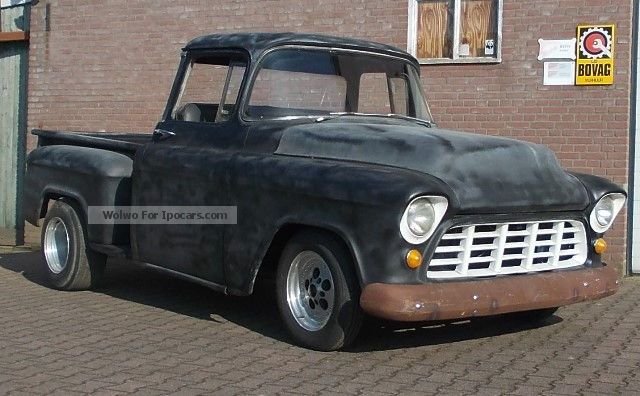 Chevrolet  apache 31 stepside V8 1956 Vintage, Classic and Old Cars photo