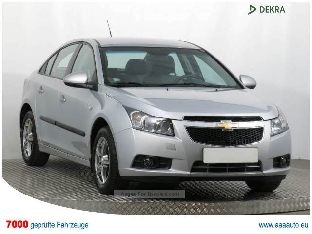 2009 Chevrolet  CRUZE 1.6 I 16V 2009 CHECKBOOK, AIR Saloon Used vehicle (  Accident-free ) photo