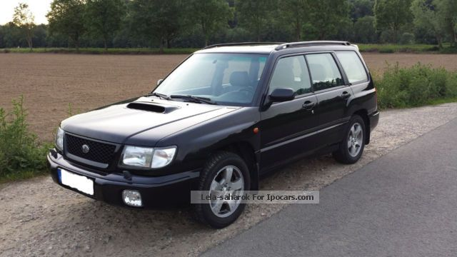 Subaru  Forester Turbo, Gas, well kept, garaged 1999 Liquefied Petroleum Gas Cars (LPG, GPL, propane) photo