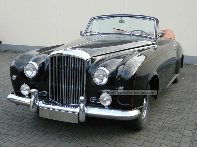 Bentley  Continental S1 DHC full restoration 1956 Vintage, Classic and Old Cars photo