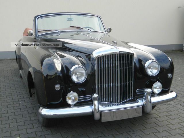 1956 bentley continental s1 dhc full restoration car. Black Bedroom Furniture Sets. Home Design Ideas