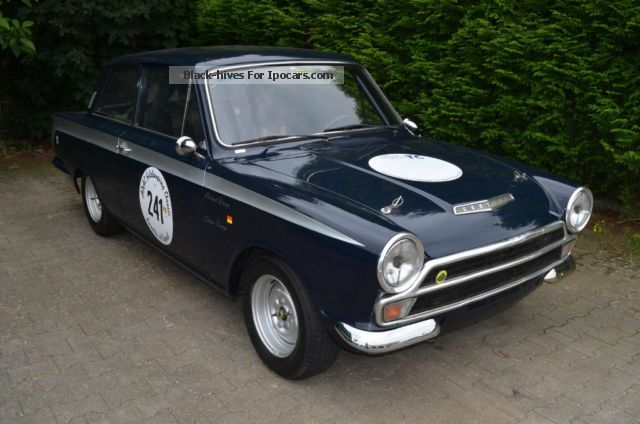 Lotus  Cortina Mk1 1966 Vintage, Classic and Old Cars photo