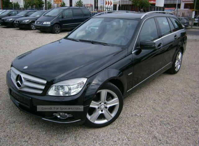 2009 mercedes benz c 220 t cdi dpf avantgarde navi xenon pdc leather car photo and specs. Black Bedroom Furniture Sets. Home Design Ideas
