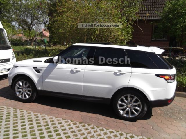 2014 Land Rover  Range Rover SportTDV6HSE/PANO/KAMERA/LUFT/20 \ Off-road Vehicle/Pickup Truck Used vehicle photo