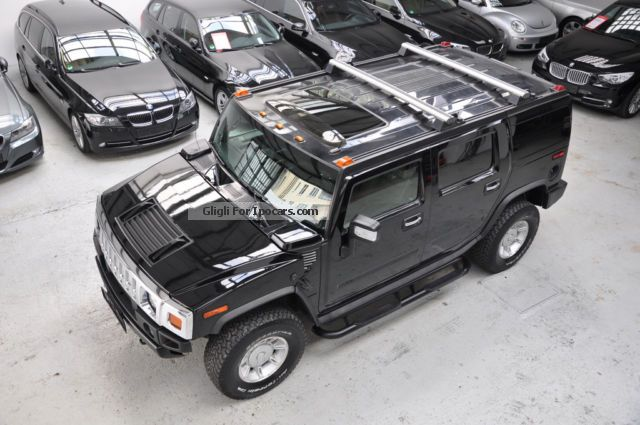 2007 Hummer  H2 ADVENTURE VOLLAUSSTATTUNG Off-road Vehicle/Pickup Truck Used vehicle photo