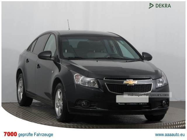2012 Chevrolet  CRUZE 1.6 I 16V 2012 1.HAND, CHECKBOOK, AIR Saloon Used vehicle (  Accident-free ) photo