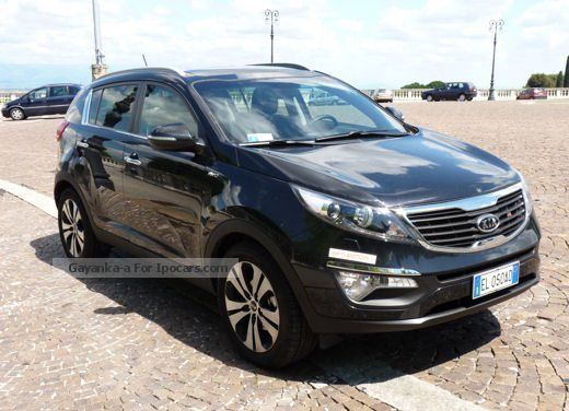 2013 kia sportage cdi r car photo and specs. Black Bedroom Furniture Sets. Home Design Ideas