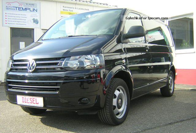 2014 Volkswagen  Multivan 4MOTION BMT + AHK +8 times Frosted + Van / Minibus Used vehicle photo