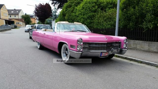 Cadillac  Deville 1965 Vintage, Classic and Old Cars photo