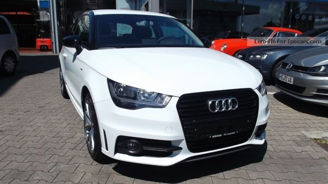 2012 Audi  A1 \Attraction 1.2 TFSI Small Car Used vehicle photo