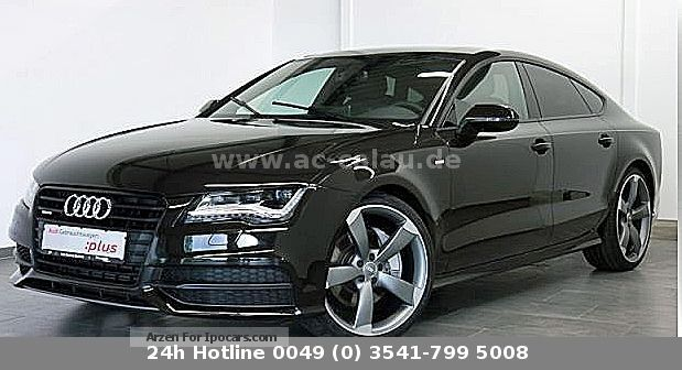 2013 Audi  A7 3.0 TDI quattro S Line S-2x roof Privacy Sports Car/Coupe Used vehicle(  Accident-free) photo