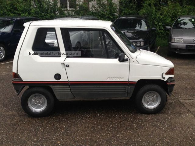 1987 Aixam  City Other Used vehicle photo