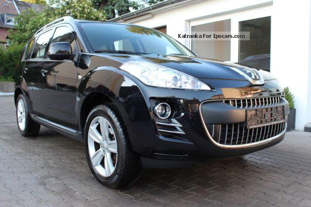 2008 Peugeot  4007 Sports 4WD/Alu/PDC! Off-road Vehicle/Pickup Truck Used vehicle photo