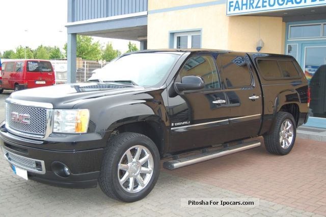 2010 gmc sierra denali lpg car photo and specs. Black Bedroom Furniture Sets. Home Design Ideas