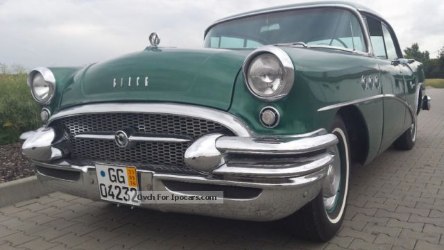 Buick  Special 4 Door Hardtop Riviera 1955 Vintage, Classic and Old Cars photo