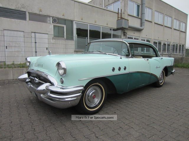 Buick  Special no B-pillar 1955 Vintage, Classic and Old Cars photo
