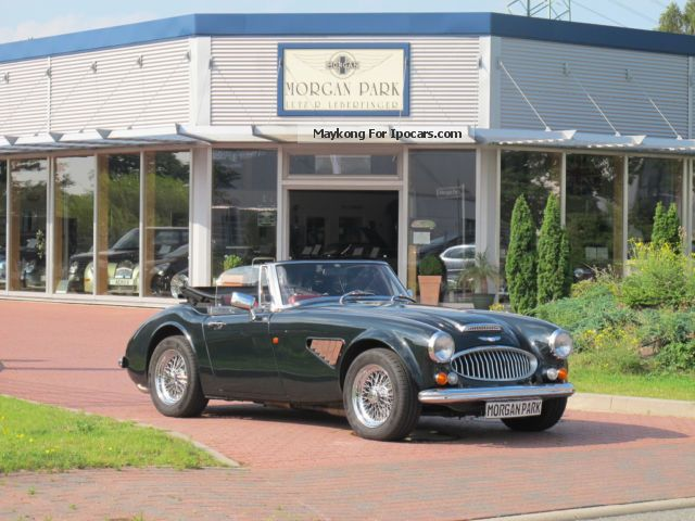 Austin Healey  HMC Mk IV dark green-dark red with Chiptuning 1996 Tuning Cars photo