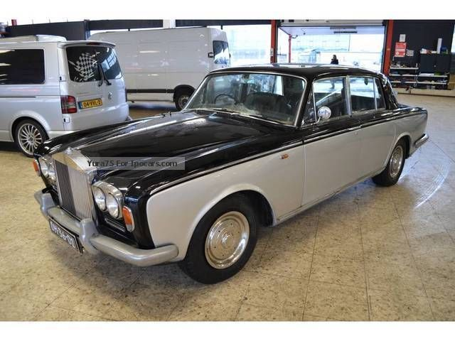 Rolls Royce  Rolls-Royce Silver Shadow Silver Shadow 1 RHD 1966 Vintage, Classic and Old Cars photo