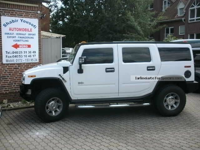 2006 hummer modified h2 model 2007 car photo and specs. Black Bedroom Furniture Sets. Home Design Ideas