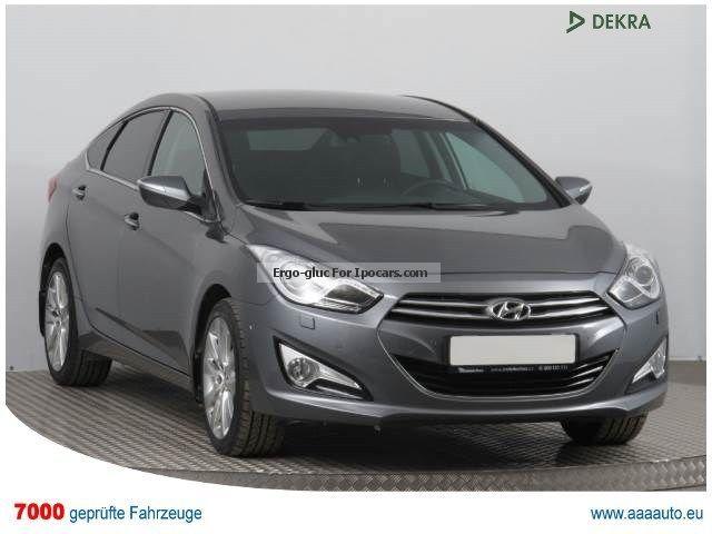 2013 Hyundai  I40 1.7 CRDI 2013 1.HAND, CHECKBOOK, NAVI Saloon Used vehicle(  Accident-free) photo