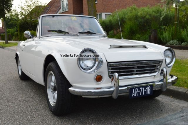 Other  Datsun 1600 Sports (Fairlady) 1969 Vintage, Classic and Old Cars photo
