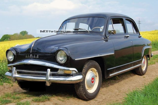Other  Simca Aronde 90A 1956 Vintage, Classic and Old Cars photo