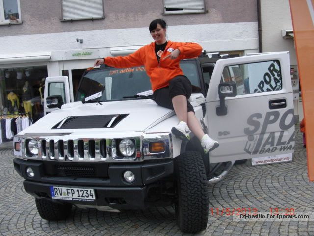 Hummer  H2 Prins gas promotion vehicle 2007 Liquefied Petroleum Gas Cars (LPG, GPL, propane) photo