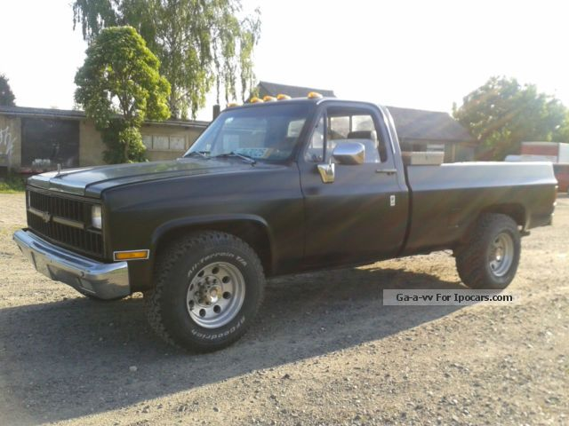 1982 GMC  Chevrolet C20 Off-road Vehicle/Pickup Truck Used vehicle photo
