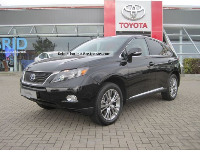 Lexus  RX 450h (hybrid) Limited Edition 2014 Hybrid Cars photo