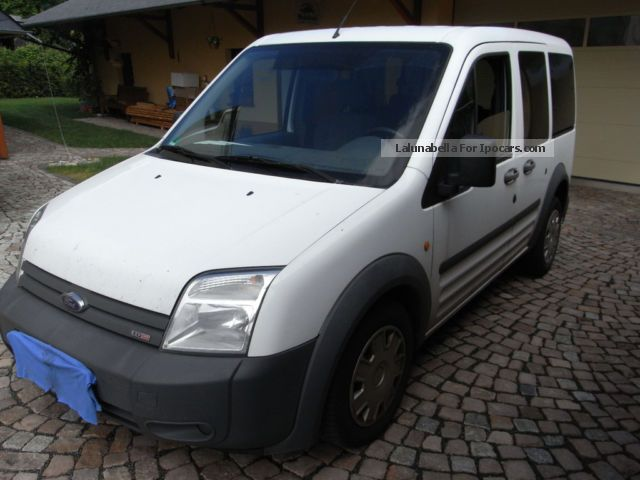 2007 Ford  Tourneo Connect (short) Estate Car Used vehicle ( For business photo