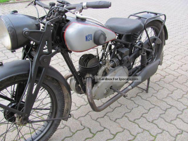 1934 NSU  201 ZDL Other Used vehicle photo