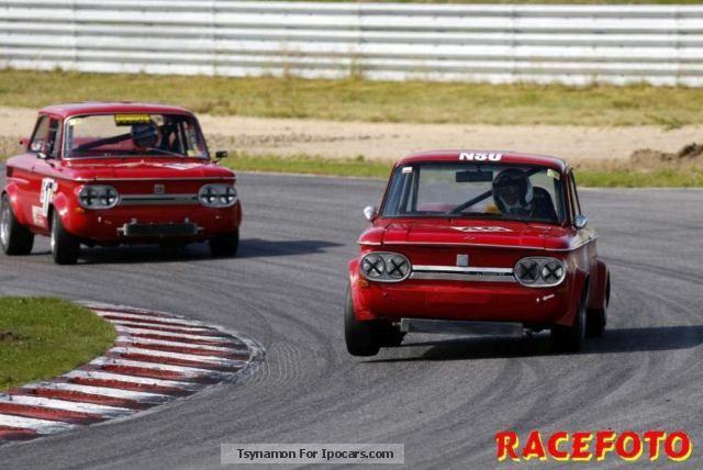 NSU  Racing 1967 Race Cars photo