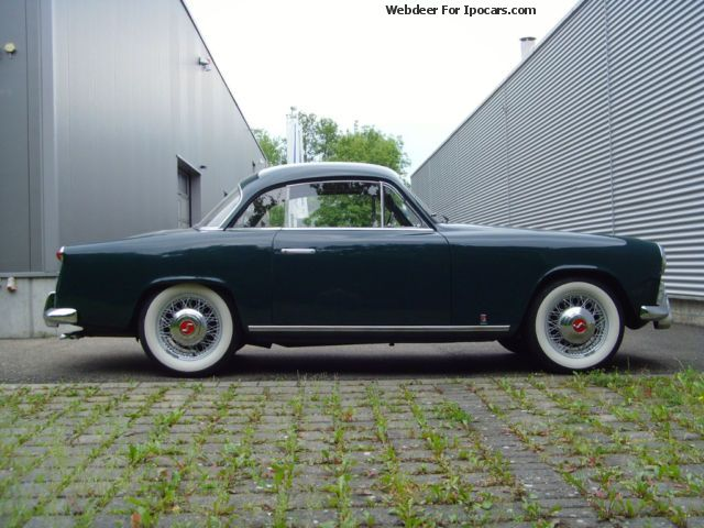Talbot  Simca 9 Sport Coupe by FACEL 1 of about 93 pieces 1953 Vintage, Classic and Old Cars photo