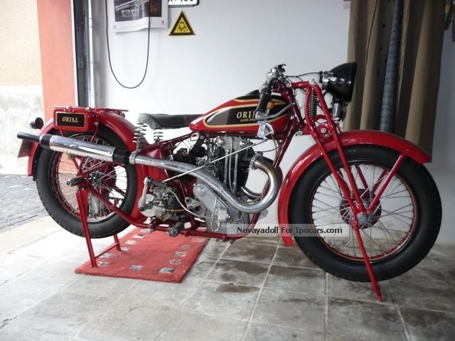 1932 Triumph  Orial SKK 500 Super Sport Other Classic Vehicle (  Accident-free ) photo