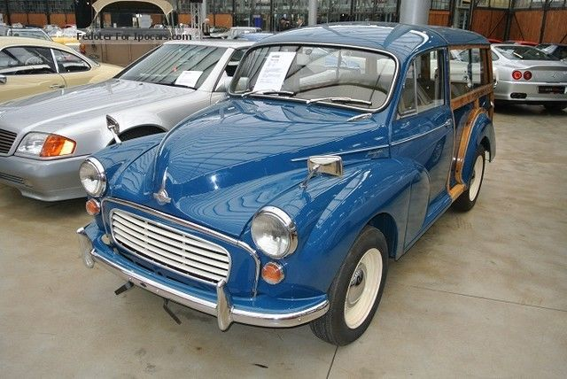 Other  Morris Minor Traveller 1971 Vintage, Classic and Old Cars photo