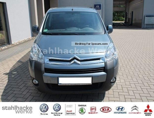 2010 Citroen  Berlingo 1.6 HDi 90 FAP MSP Heated seats Van / Minibus Used vehicle photo