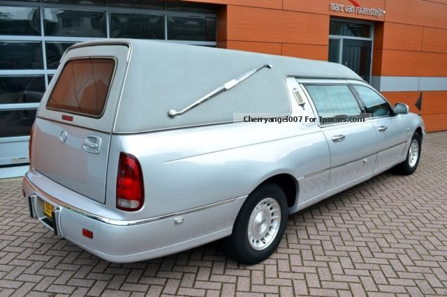 1999 Lincoln Funeral Cars Hearses Karawan Hearse Car Photo And