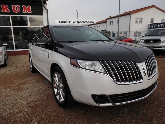 2010 Lincoln  MKT Ecoboost 3.5 V6 AWD Automatic LPG poss.! Van / Minibus Used vehicle(  Accident-free) photo